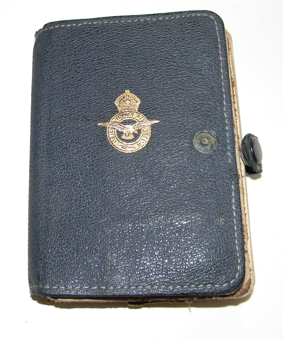 1941 RAF Polish pilot's diary