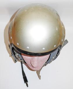RAF Mk I bone-dome with J mask + Mk VIII goggles