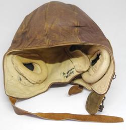 RCAF B Type Flying Helmet
