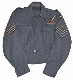 RAF War Service Dress 1945
