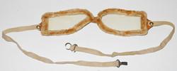 Emergency dust/wind goggles