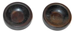 RAF helmet receiver end-caps