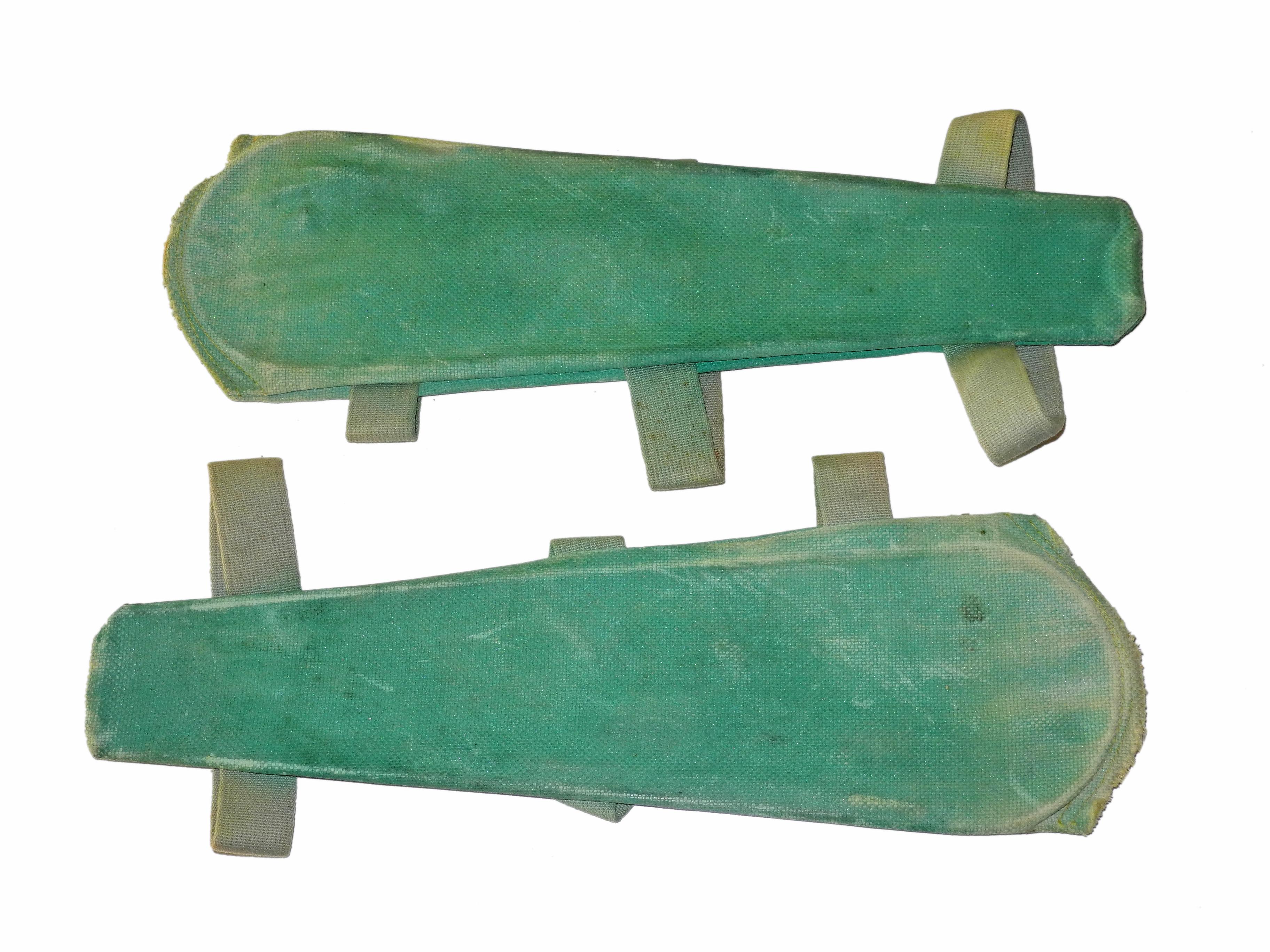 AAF / USN 1-man life raft paddles