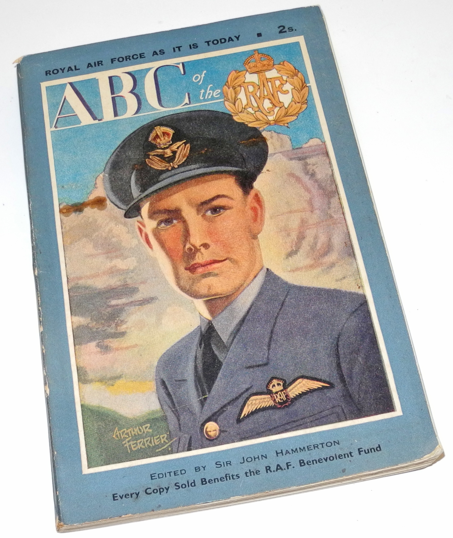 ABC of the RAF - information book