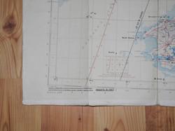 RAF charts of Wales; North and South