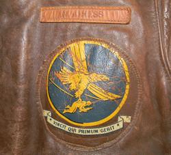 AAF Airborne Troop pilot A-2 jacket