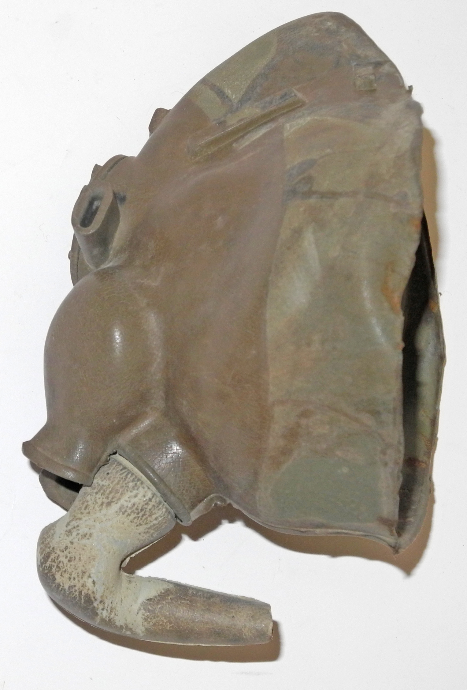 RAF Type H mask pre-production prototype