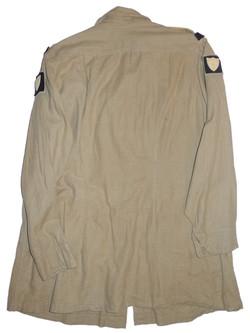 British 8th Army LRDG bush shirt/jacket2