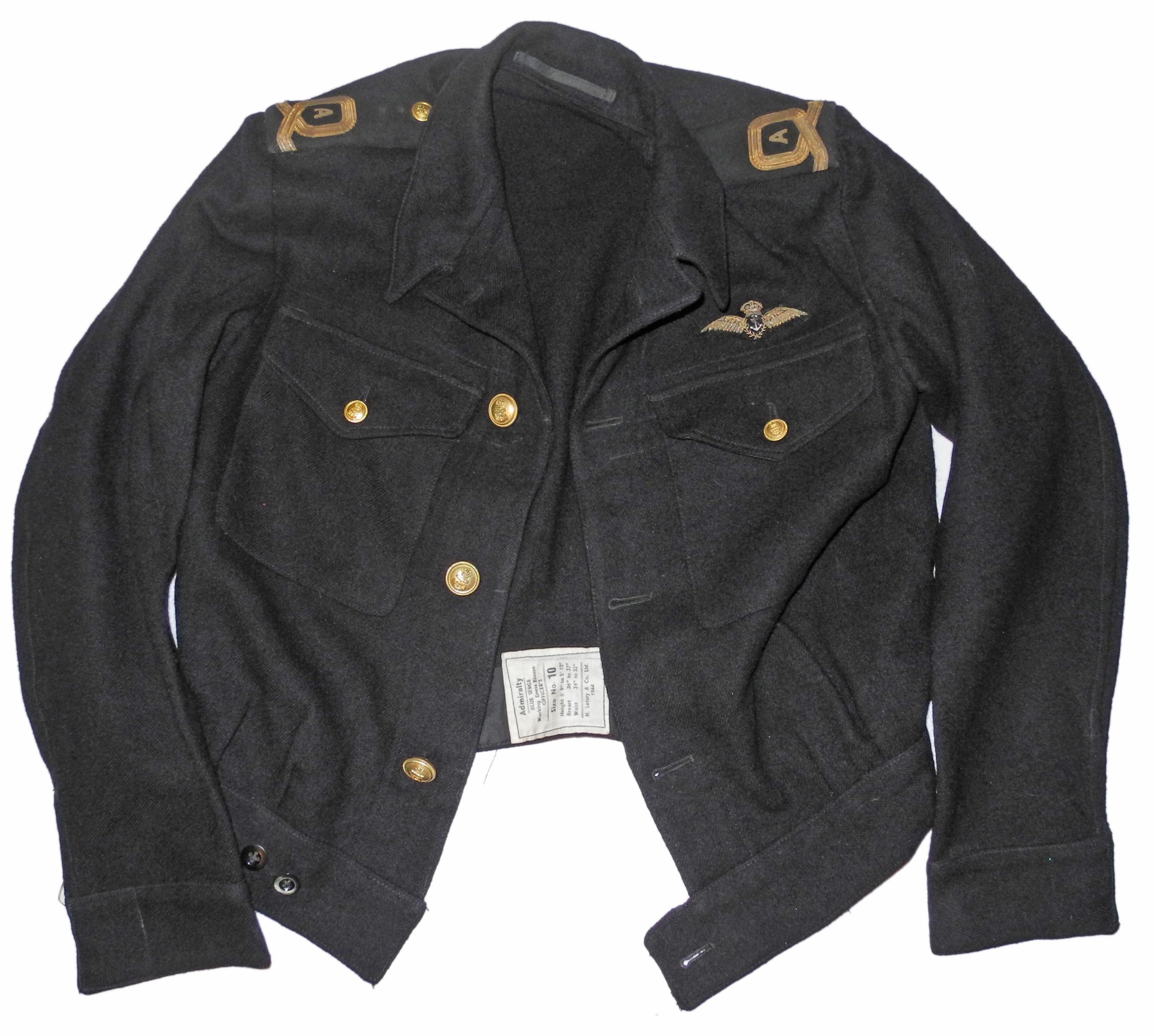 RNVR(A) pilots blouse