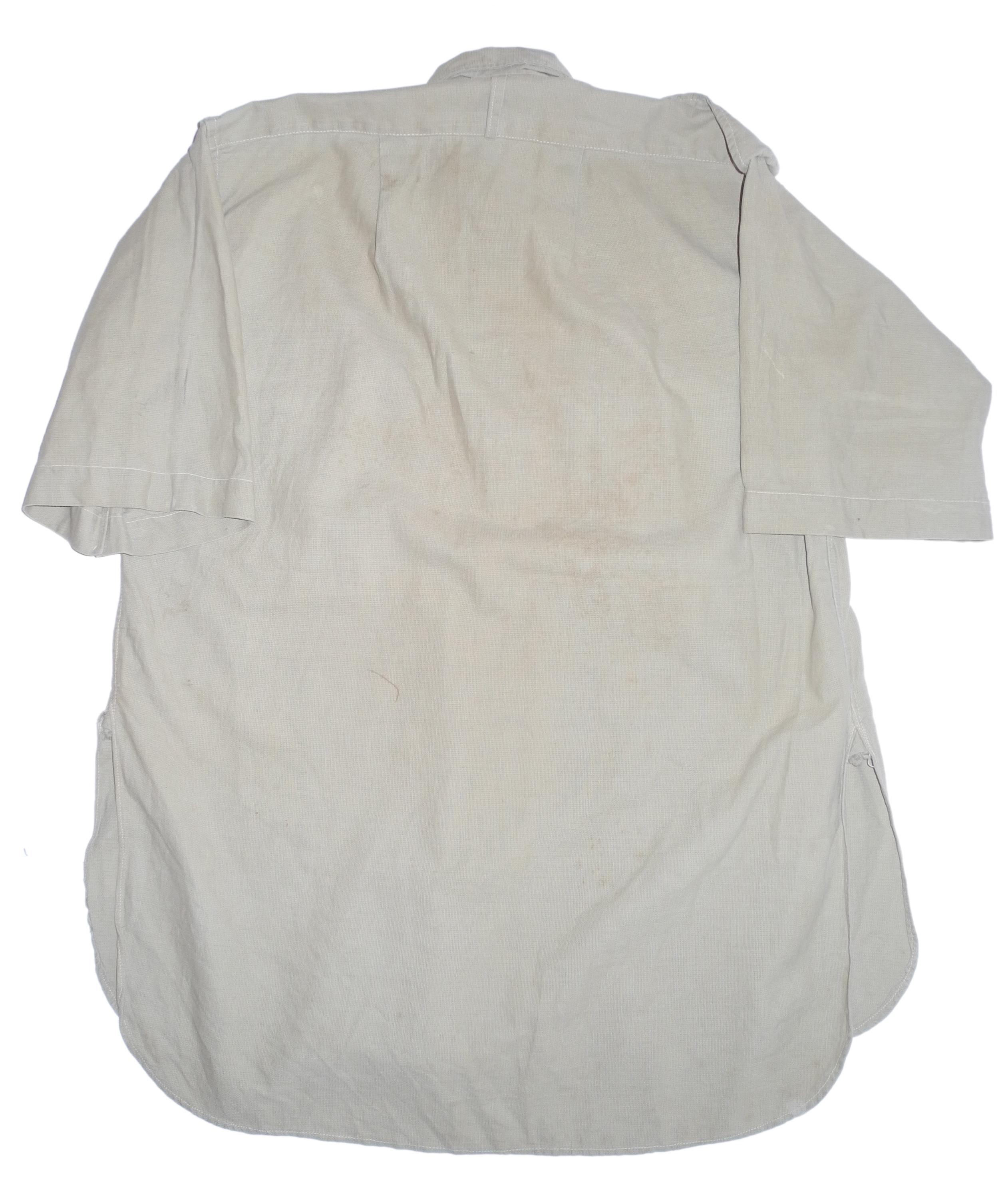 WWII Airtex Bush Shirt