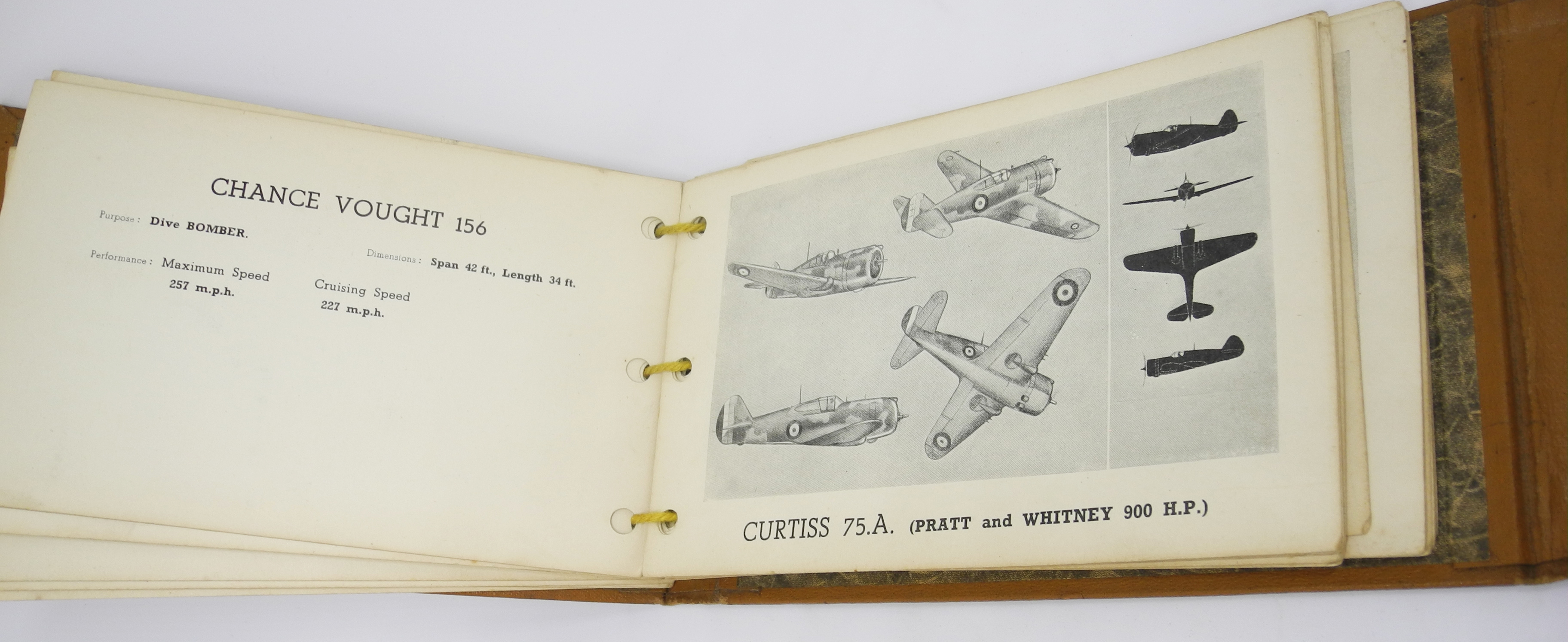 RAF aircraft recognition book AP1764
