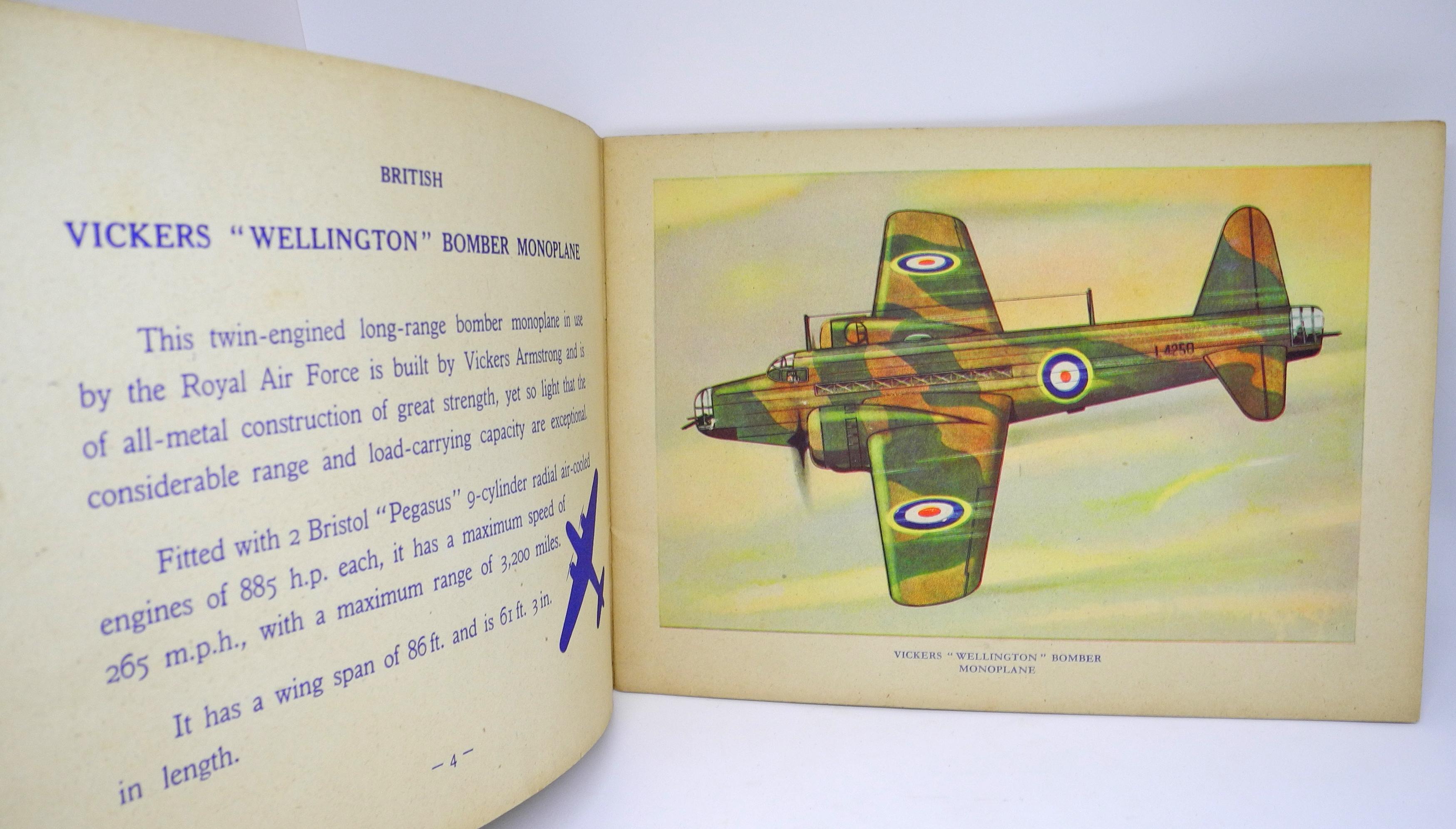 DSCN17Children's book of WWII BOMB40