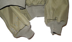 AAF B-15 flight jacket size 44