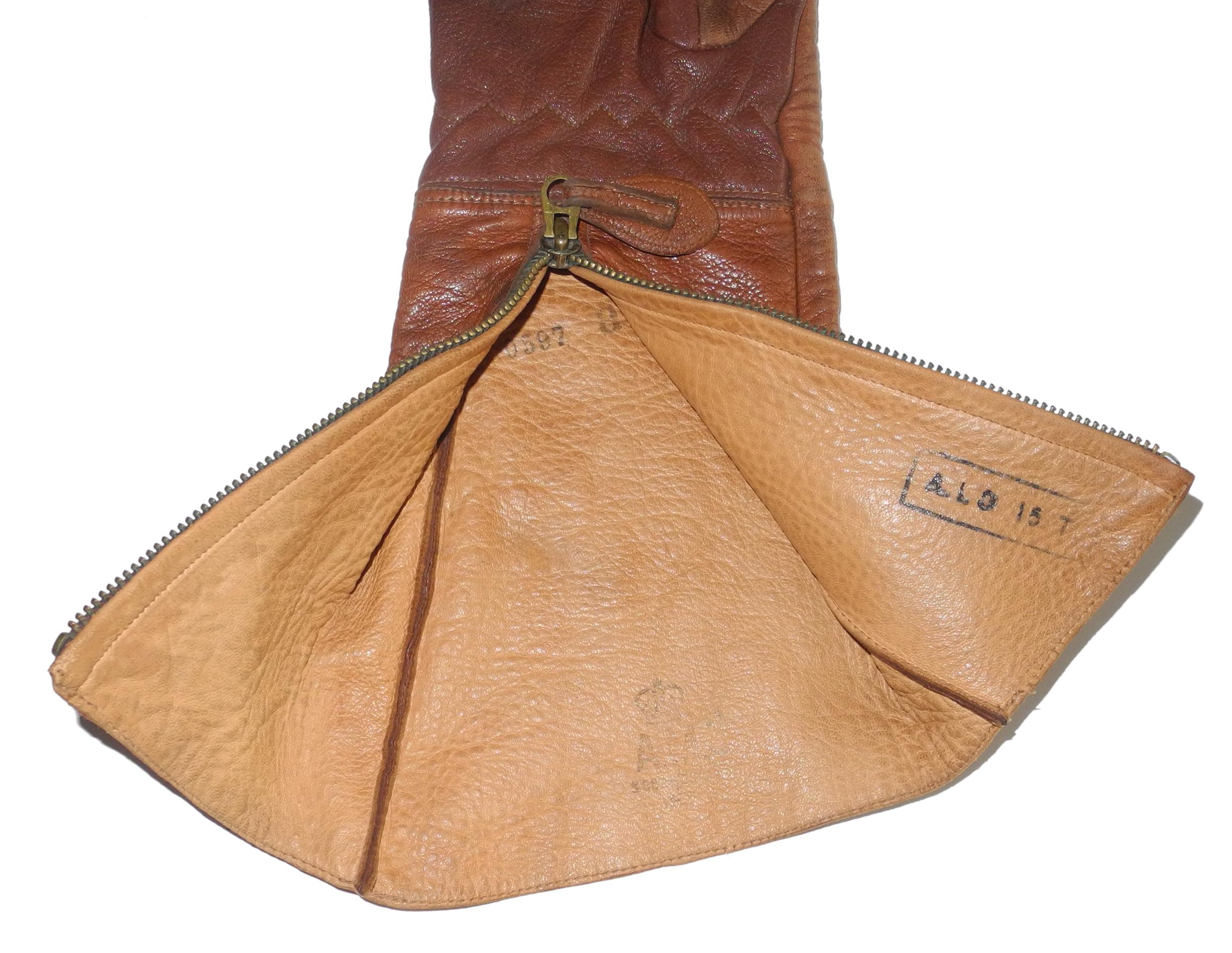 RAF 1933 pattern gloves8