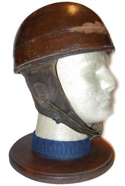 Flight / Despatch rider helmet