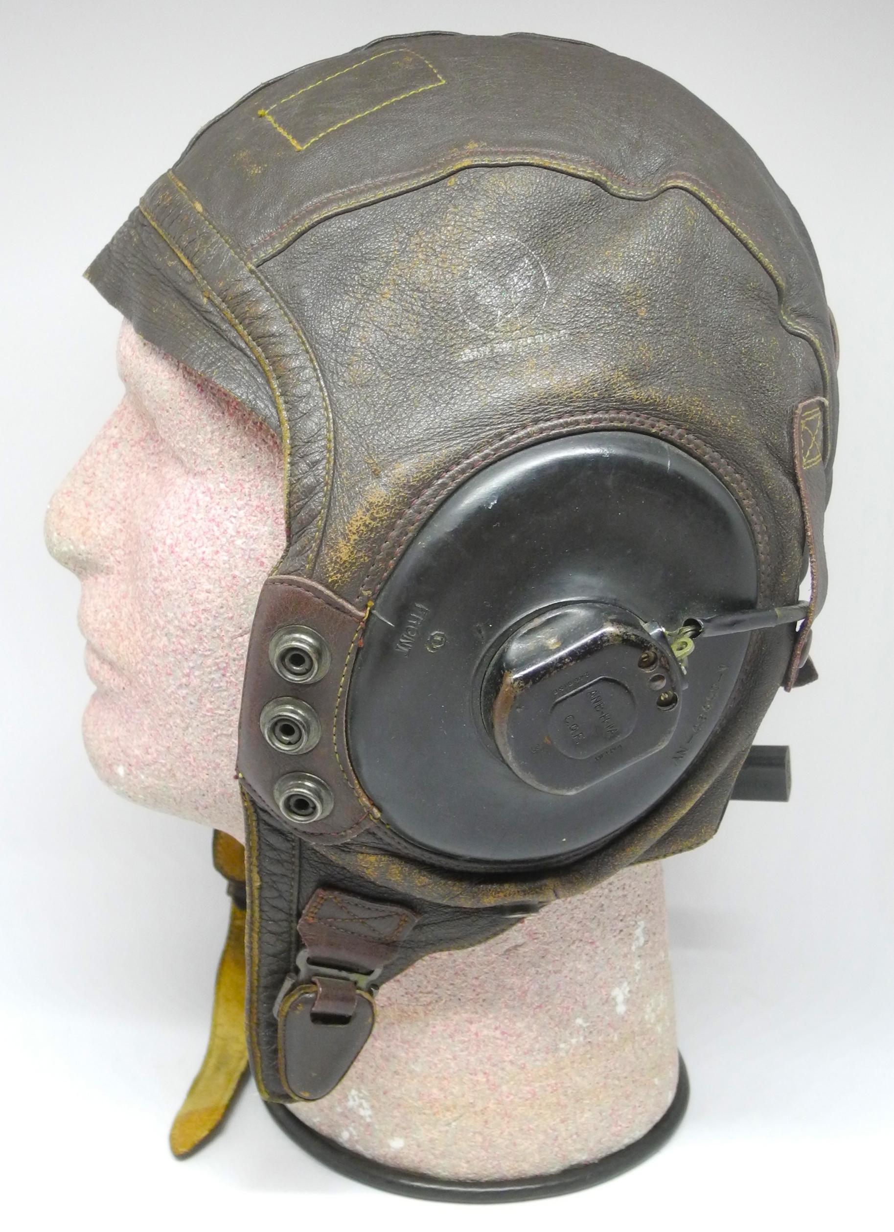 AAF A-11 Flying Helmet ANB-H-1A3695