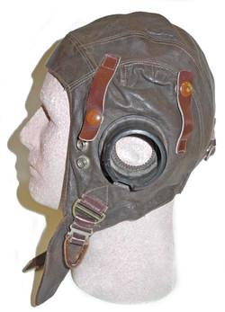 RAF Type C helmet, first style, first pattern unwired