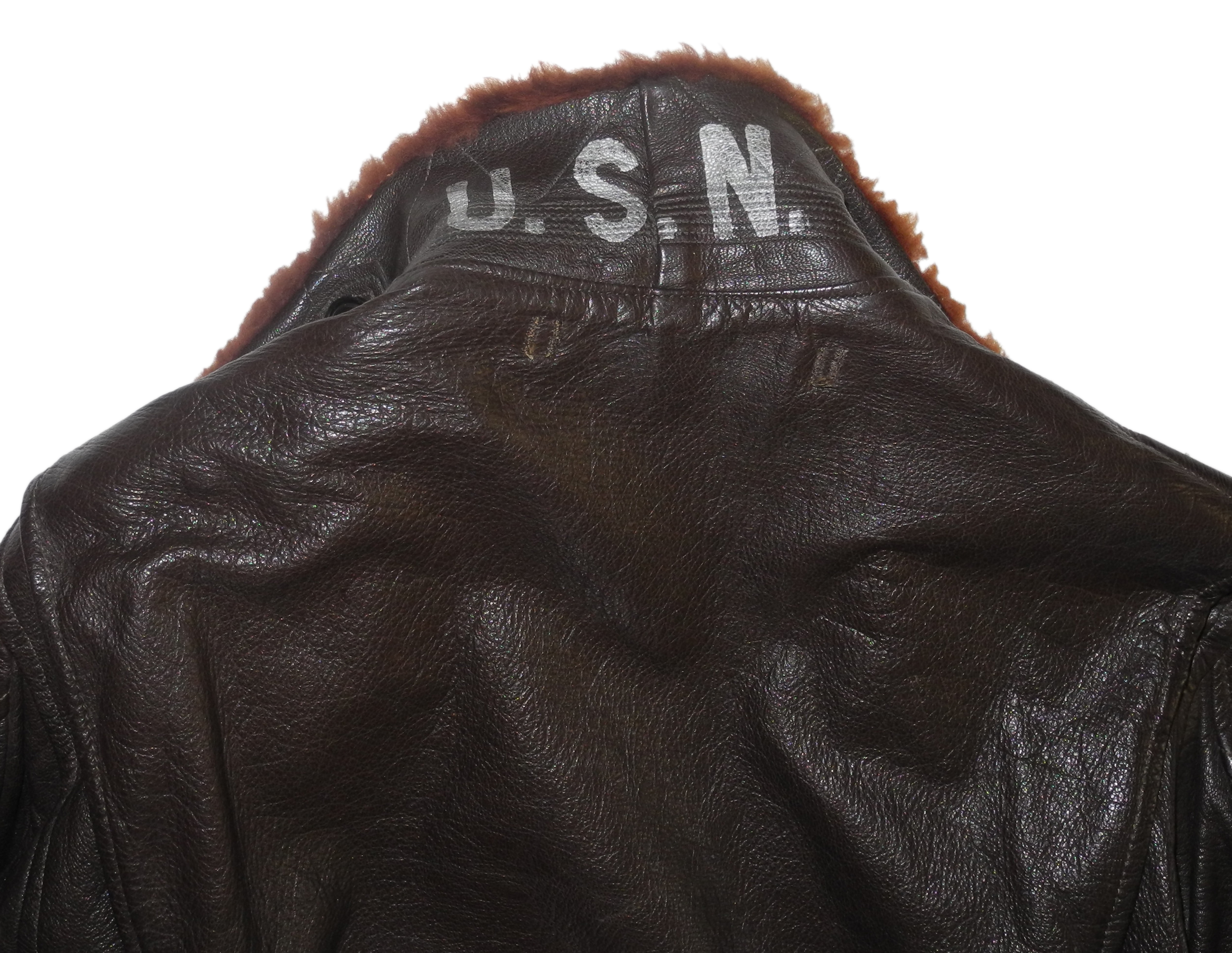 WWII USN  M-422A flying jacket