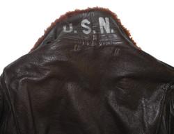 WWII USN  M-422A flying jacket