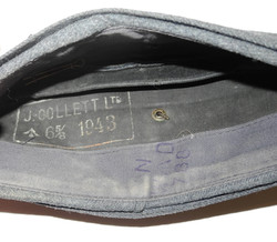 RCAF other ranks side cap dated 1943
