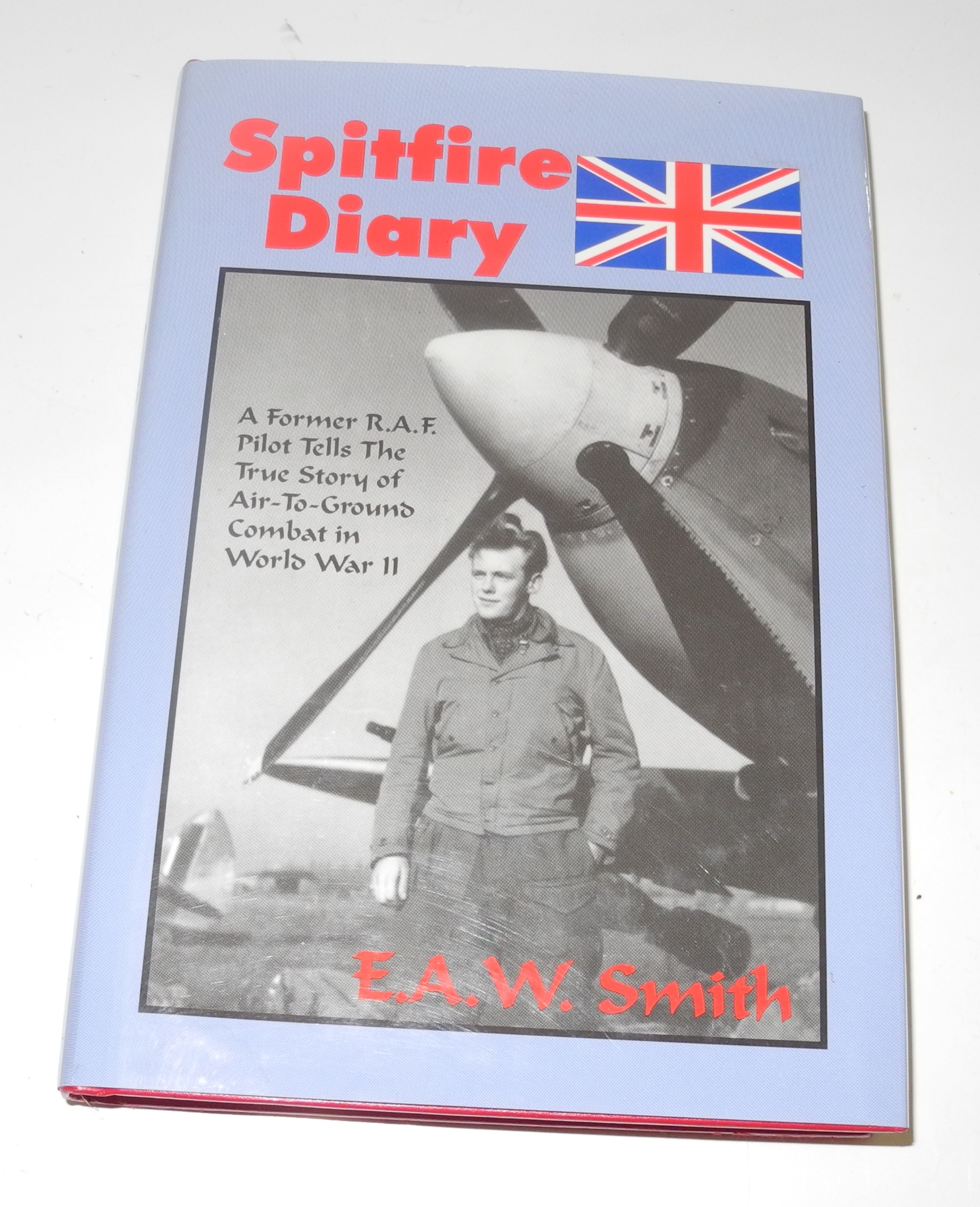 Book-SpitfireDiary