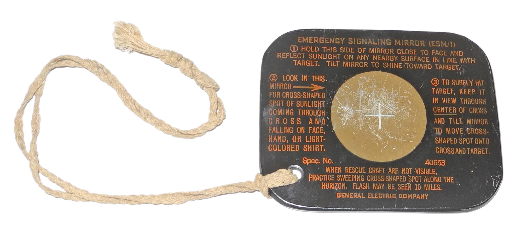 AAF E-17 Survival Kit compleDSCN4441