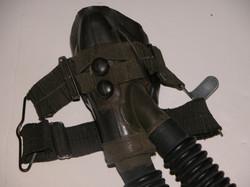 Luftwaffe double-hose mask