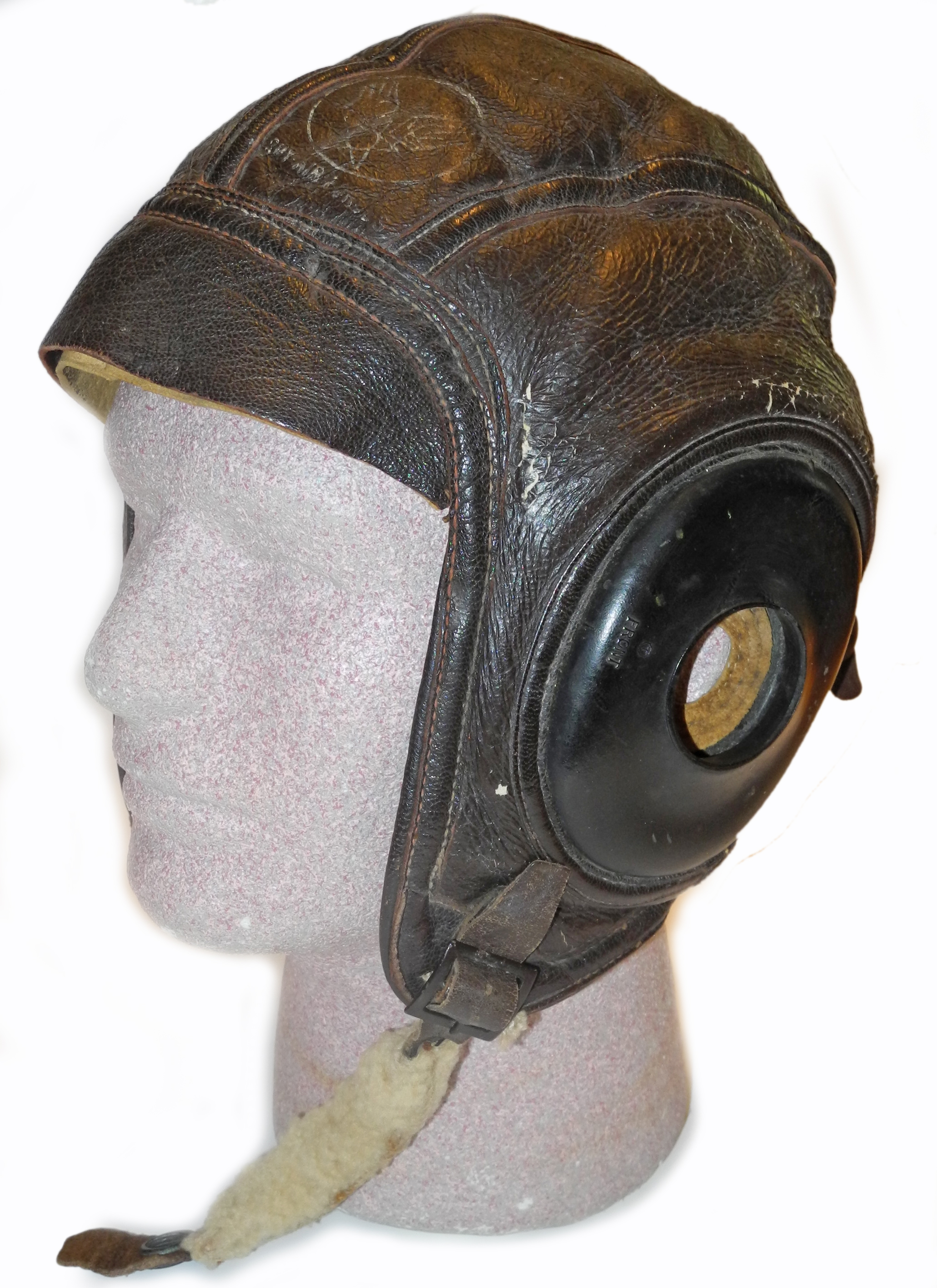 AAF AN-H-16 flying helmet