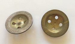 RAF fly button compass