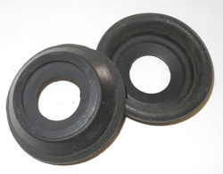 US Navy rubber ear cups for headset