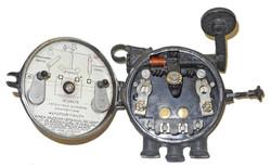 RAF / RCAF IFF morse transmitter