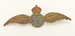 RARE South African Air Force miniature/sweetheart pilot wing