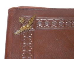RAF letter writing case