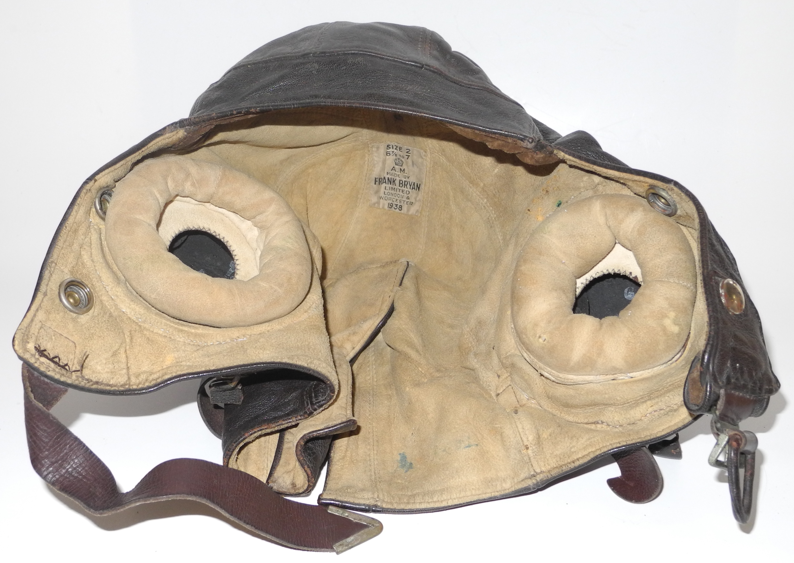 RAF 1938 dated B helmet