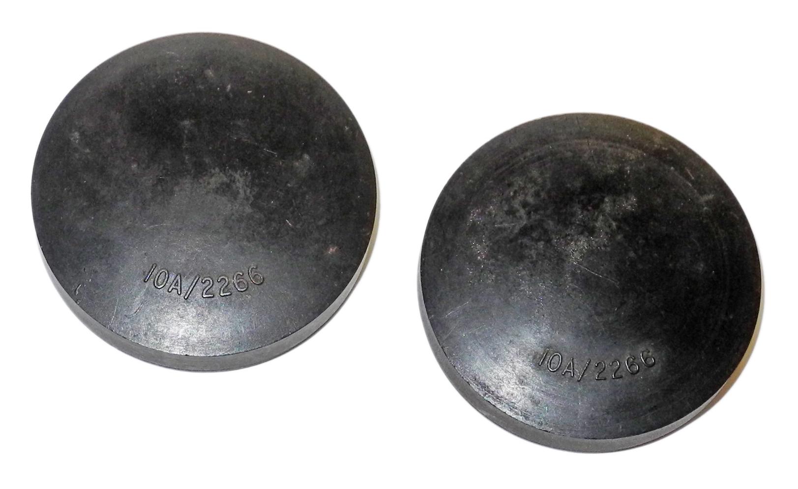 RAF helmet receiver cup caps
