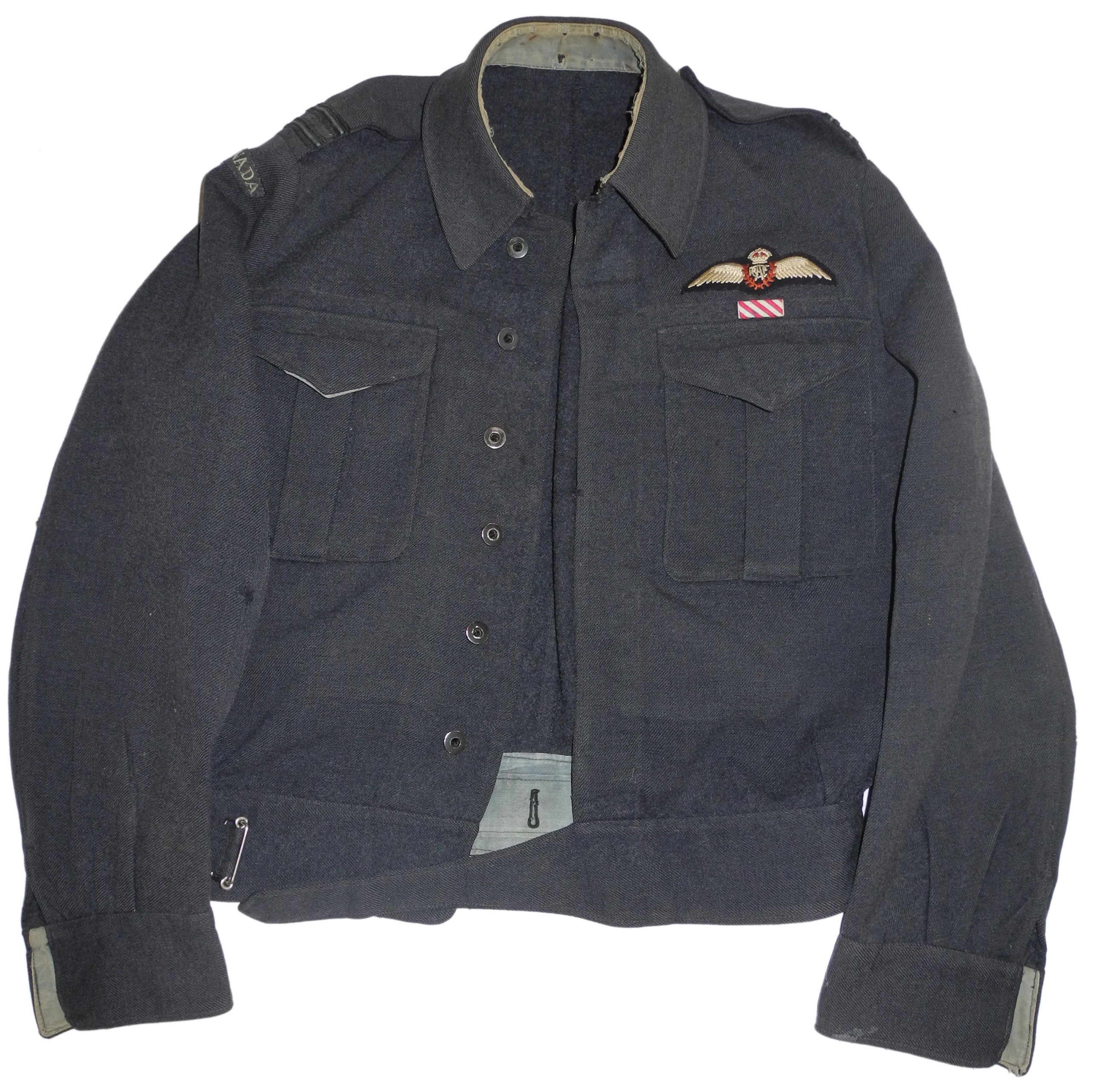 RCAF Aircrew Blouse to AFC winner