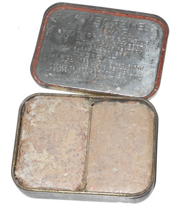 RAF Emergency Rations tin + contents