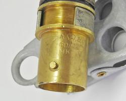 RAF tube for G, H oxygen mask