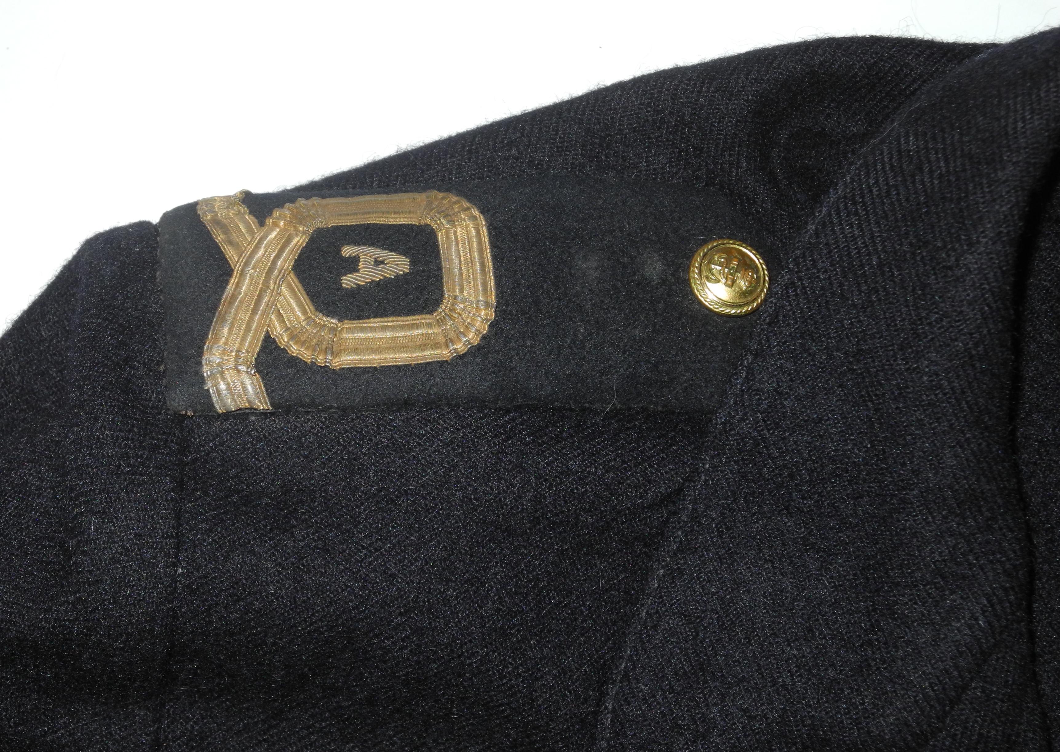 RNVR(A) pilots blouse3717