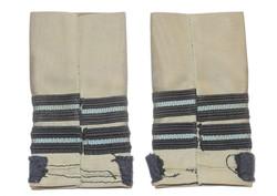 RCAF shoulder strap rank slides
