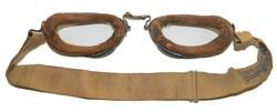 Luxor Meyrowitz No. 6 flying goggles