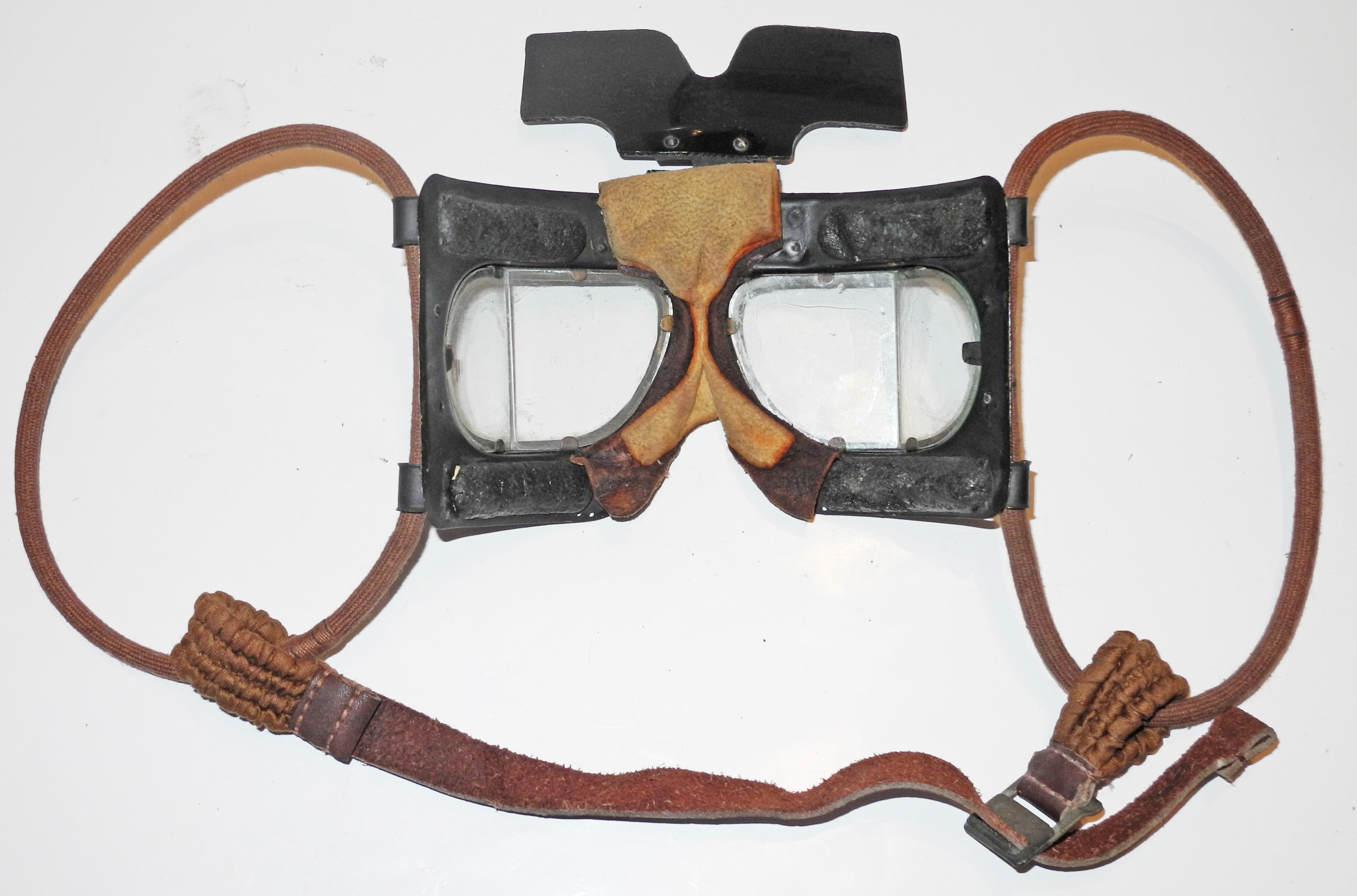 RAF Mk IVB Goggles with box and all accessories