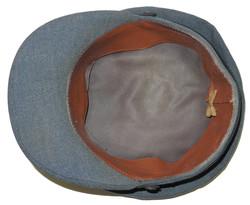 WWII RAF officer's peaked cap - $225