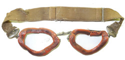 Italian Protector goggles