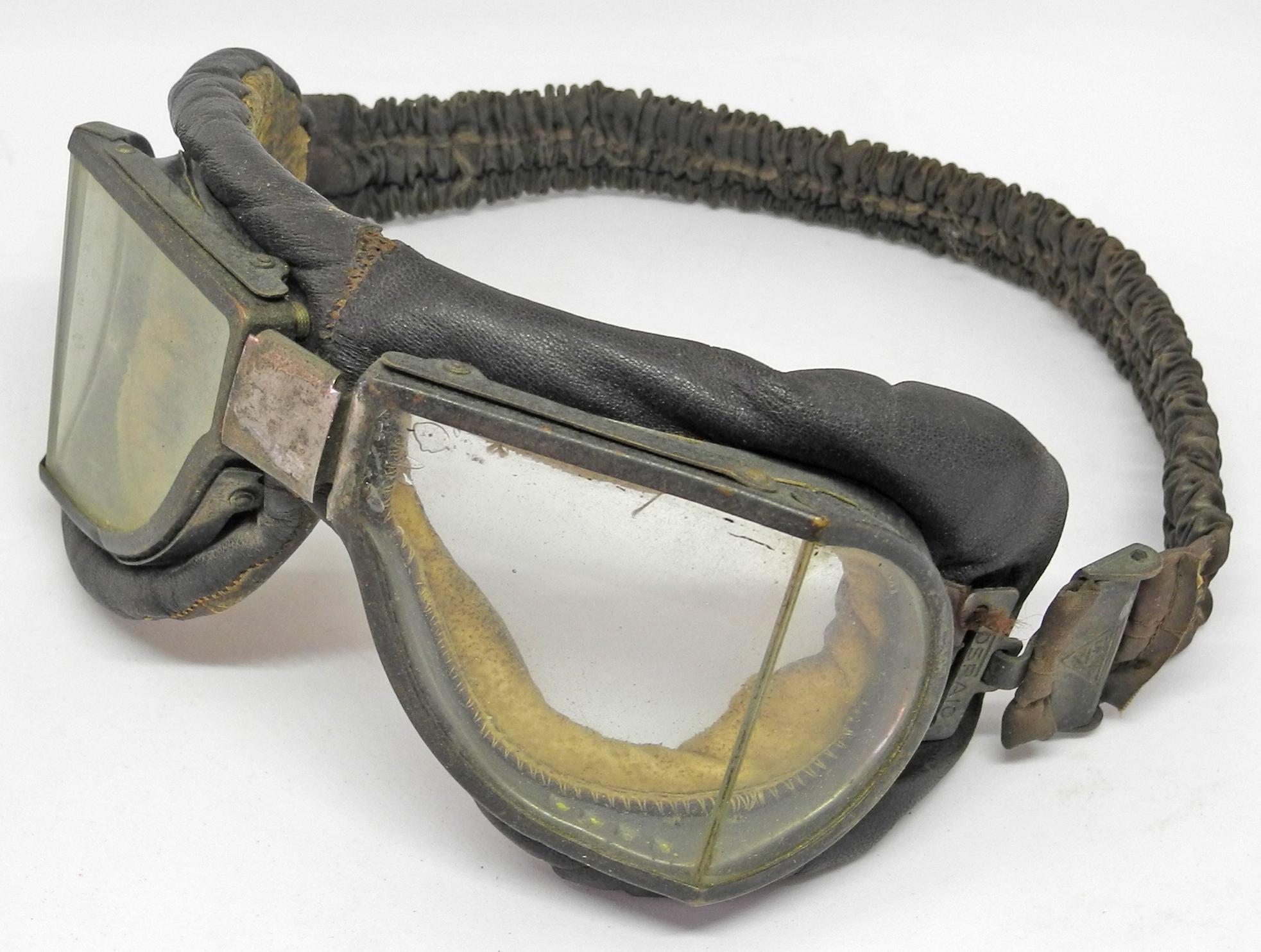 Italian Flying Goggles Fosraio Milan