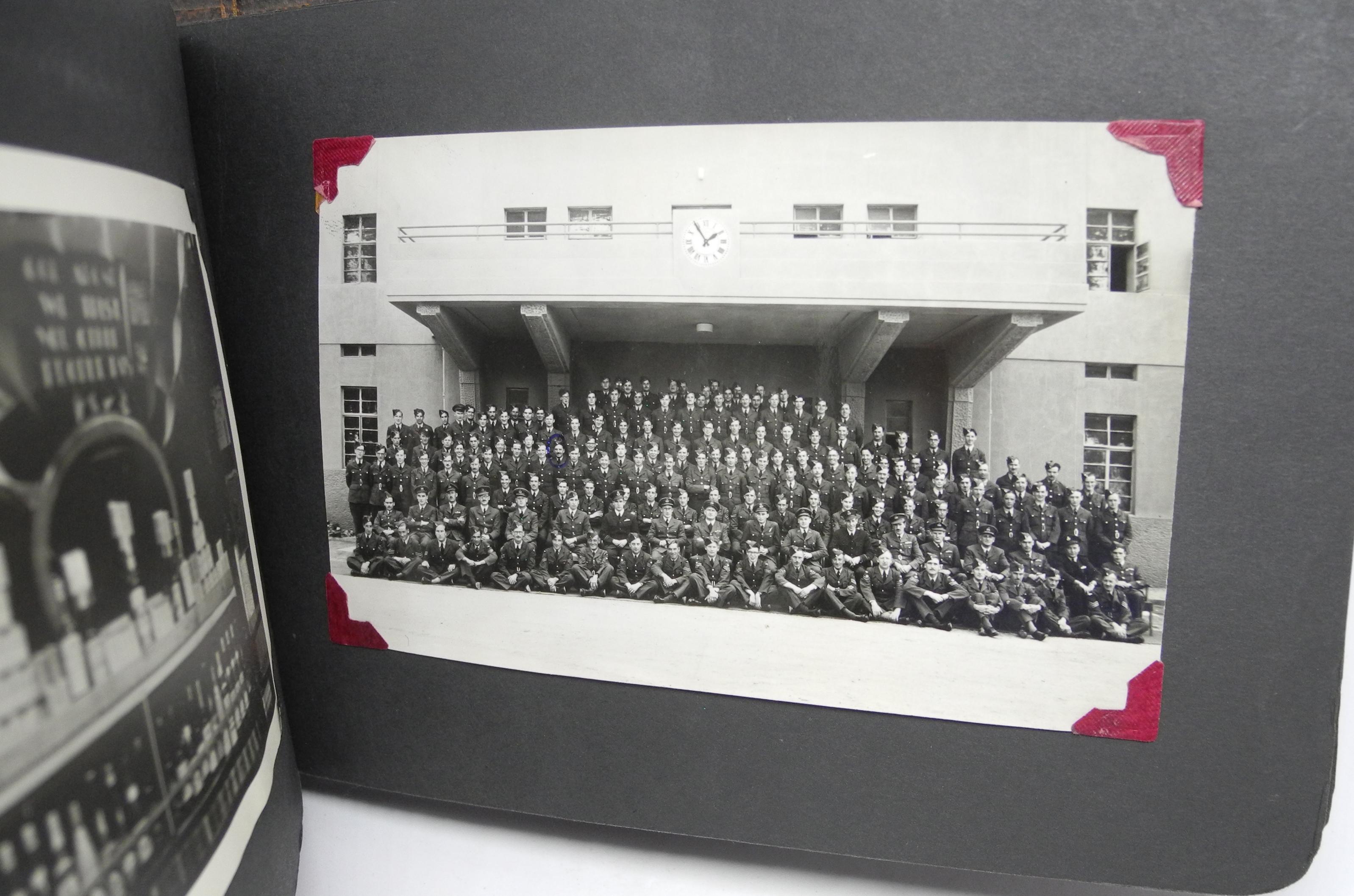 RAF Mid-East photo album 1941-43