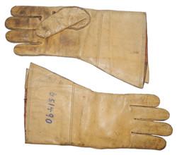 RAF/British army despatch rider's gloves