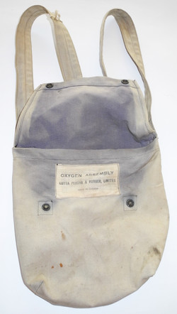 RCAF GPR Oxygen Mask stowage bag9