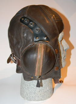 Type B helmet + guide plates