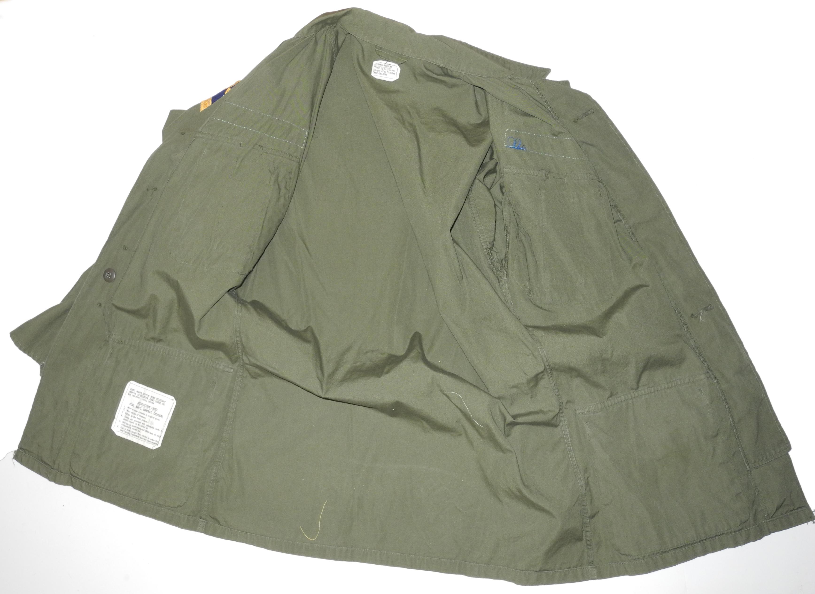 Royal Saudi Arabian Air Force Tropical Combat Coat